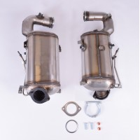 DODGE JOURNEY 2.0 Diesel Particulate Filter DPF 06/09-06/13 FI6068T