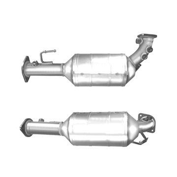 NISSAN NAVARA 2.5 10/06-01/10 Diesel Particulate Filter