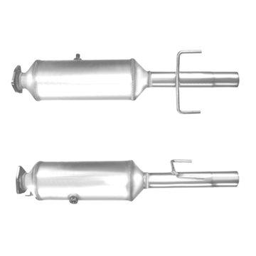 FIAT GRANDE PUNTO 1.9 10/05-12/09 Diesel Particulate Filter