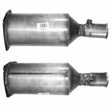 CITROEN C5 2.2 09/00-09/05 Diesel Particulate Filter