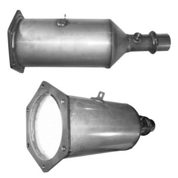 PEUGEOT 607 2.0 03/01-07/04 Diesel Particulate Filter