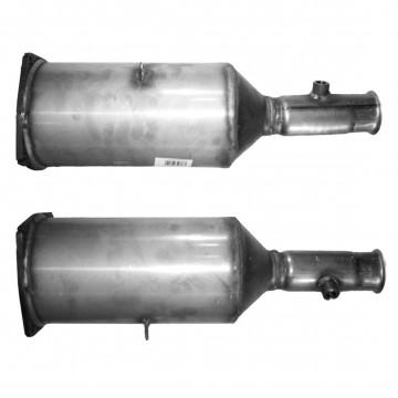 CITROEN C4 2.0 01/04-07/07 Diesel Particulate Filter