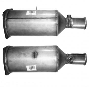 PEUGEOT 406 2.2 10/00-03/03 Diesel Particulate Filter