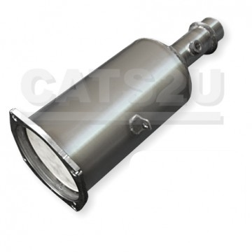 PEUGEOT 307SW 2.0 09/02-12/05 Diesel Particulate Filter