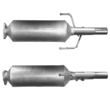 VAUXHALL CORSA 1.3 09/03-08/06 Diesel Particulate Filter