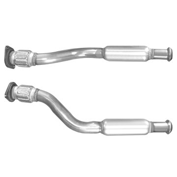 RENAULT TRAFIC 1.9 03/01-12/06 Link Pipe