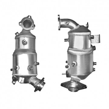 TOYOTA COROLLA 2.0 11/06-01/09 Diesel Particulate Filter