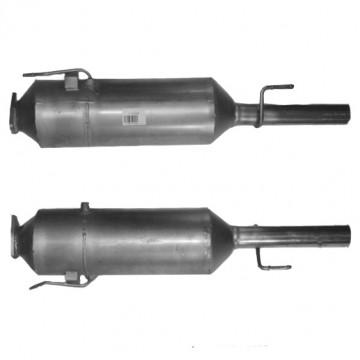 FIAT MULTIPLA 1.9 01/05 on Diesel Particulate Filter