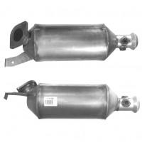 NISSAN INTERSTAR 2.5 09/06 on Diesel Particulate Filter BM11106