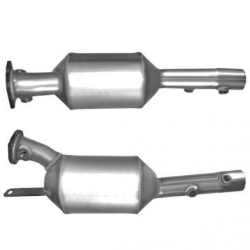 RENAULT ESPACE 2.0 04/06 on Diesel Particulate Filter
