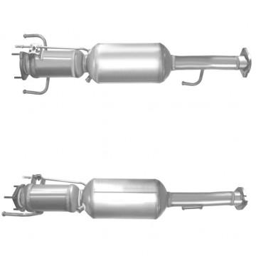 ALFA ROMEO GT 1.9 07/06-10/07 Diesel Particulate Filter