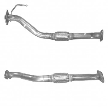 HYUNDAI COUPE 2.0 06/99-01/02 Link Pipe