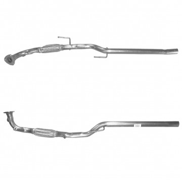 VOLKSWAGEN POLO 1.2 11/01-03/06 Link Pipe