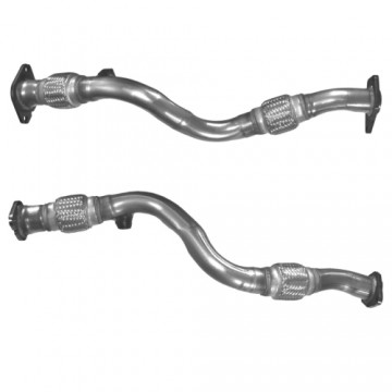 NISSAN X-TRAIL 2.2 06/01-12/06 Link Pipe
