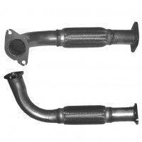 JAGUAR X-TYPE 2.2 01/06 on Link Pipe BM50165