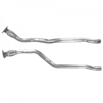 AUDI A5 2.0 08/08 on Link Pipe