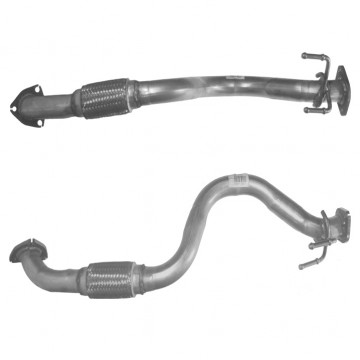 SEAT ALTEA 1.4 05/06 on Link Pipe