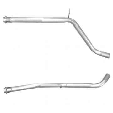 CITROEN DS4 2.0 04/11 on Link Pipe