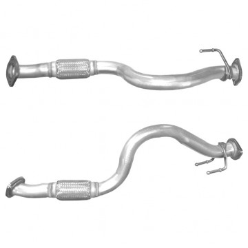 SEAT ALTEA 1.2 04/10 on Link Pipe