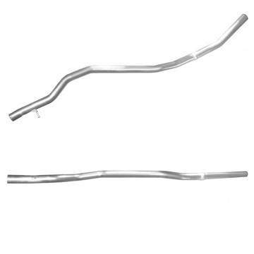 BMW X5 3.0 02/07-09/08 Link Pipe