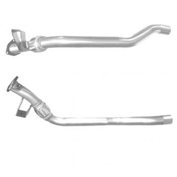 SEAT EXEO 2.0 12/08-11/10 Link Pipe