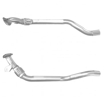 SEAT EXEO 2.0 11/10 on Link Pipe