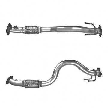 VOLKSWAGEN SCIROCCO 1.4 08/08 on Link Pipe