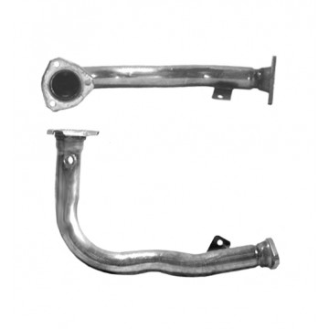 PEUGEOT 106 1.0 09/91-06/96 Front Pipe