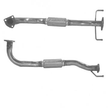 MAZDA 626 1.8 08/91-09/97 Front Pipe