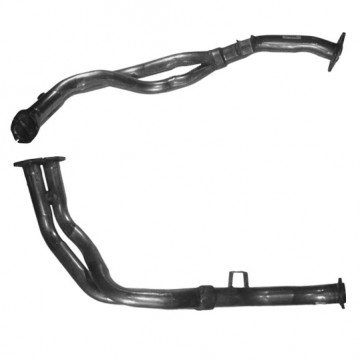 RENAULT ESPACE 2.2 06/91-03/97 Front Pipe