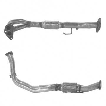 FIAT PUNTO 1.1 03/94-05/97 Front Pipe