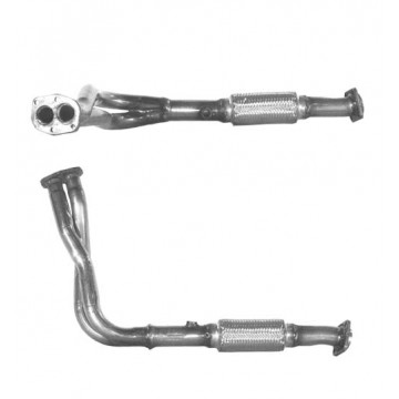 FIAT TIPO 1.4 01/92-10/95 Front Pipe