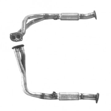 FIAT TIPO 1.6 03/93-10/95 Front Pipe