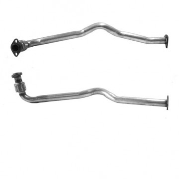 VAUXHALL ASTRA 1.7 01/91-02/98 Front Pipe
