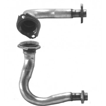 VOLVO 440 1.7 08/89-10/91 Front Pipe
