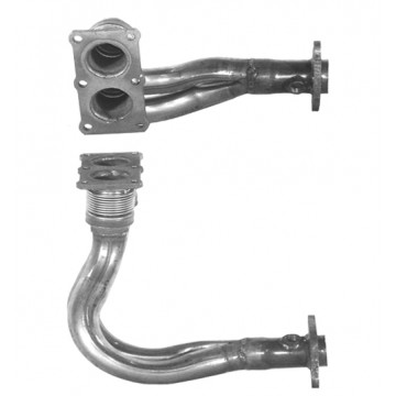 VOLVO 440 2.0 09/92-12/97 Front Pipe