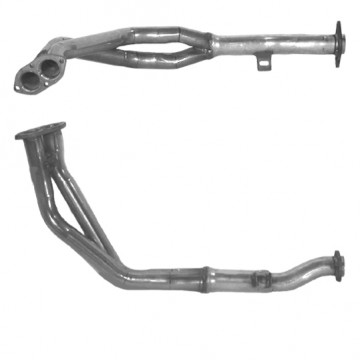 RENAULT ESPACE 2.0 06/91-03/97 Front Pipe