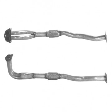 NISSAN ALMERA 2.0 07/96 on Front Pipe