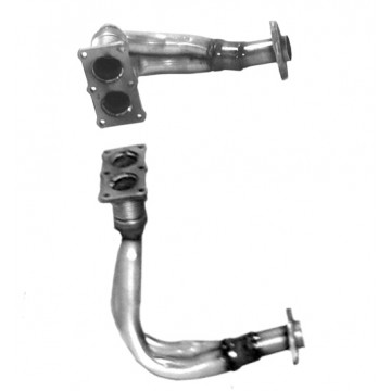 VOLVO 460 1.7 03/92-09/92 Front Pipe