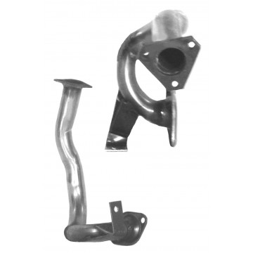 PEUGEOT 106 1.5 07/94-05/03 Front Pipe