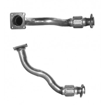 SEAT TOLEDO 1.8 11/93-05/95 Front Pipe