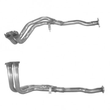 VAUXHALL ASTRA 1.8 10/91-08/94 Front Pipe