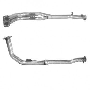 VOLVO 940 2.3 09/90-02/95 Front Pipe