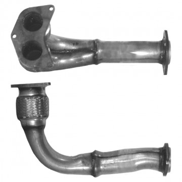 TOYOTA CARINA 2.0 02/92-01/96 Front Pipe