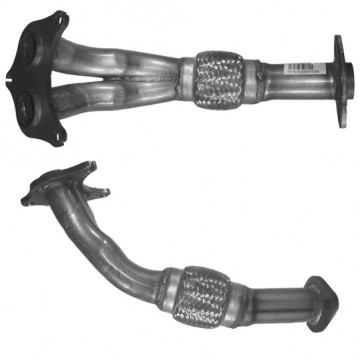 TOYOTA CARINA 1.6 05/92-01/96 Front Pipe