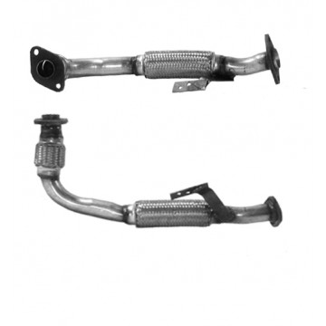 TOYOTA COROLLA 2.0 11/92-07/97 Front Pipe