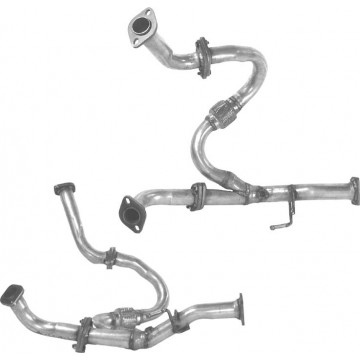 VAUXHALL MONTEREY 3.2 05/94-08/98 Front Pipe