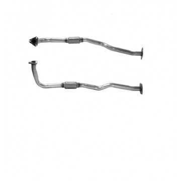 NISSAN PRIMERA 1.6 06/90-05/96 Front Pipe