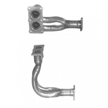 VOLVO 440 1.6 11/91-09/93 Front Pipe