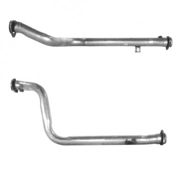 VOLVO 760 2.3 08/89-09/90 Front Pipe